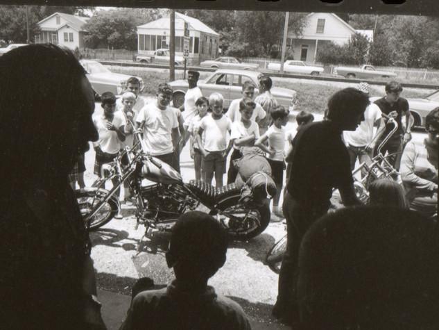 Movie Filming 1968