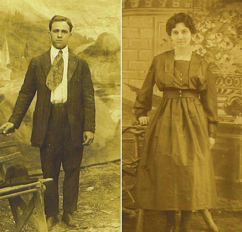 Frank & Marie Serio