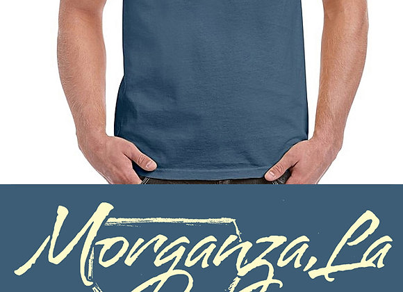 Morganza Shirt - Indigo Blue
