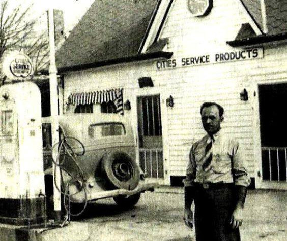 Serio's Service Station