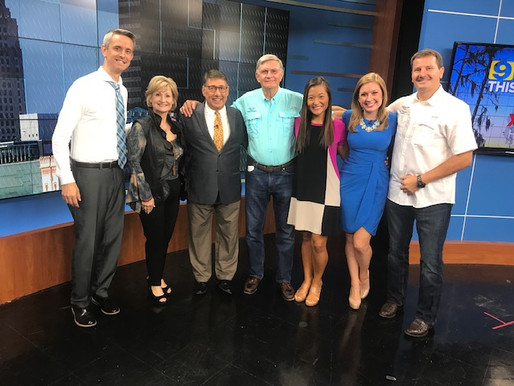 Easy Rider 50th Anniversary Festival Promotion on WAFB