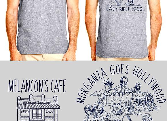 Morganza Goes Hollywood 50th Anniversary Shirt