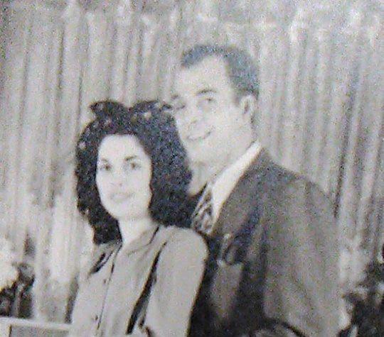 Edward & Etta Hopkins