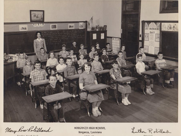 1962 4th Grade Class