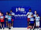 JrNBA Skills Challenge