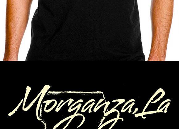Morganza Shirt - Black