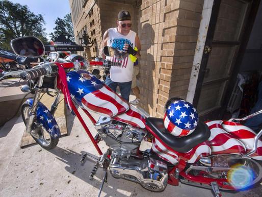 In Morganza, 'Easy Rider' festival celebrates classic film made a half-century ago