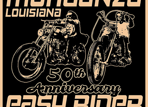 Easy Rider 50th Anniversary Patch