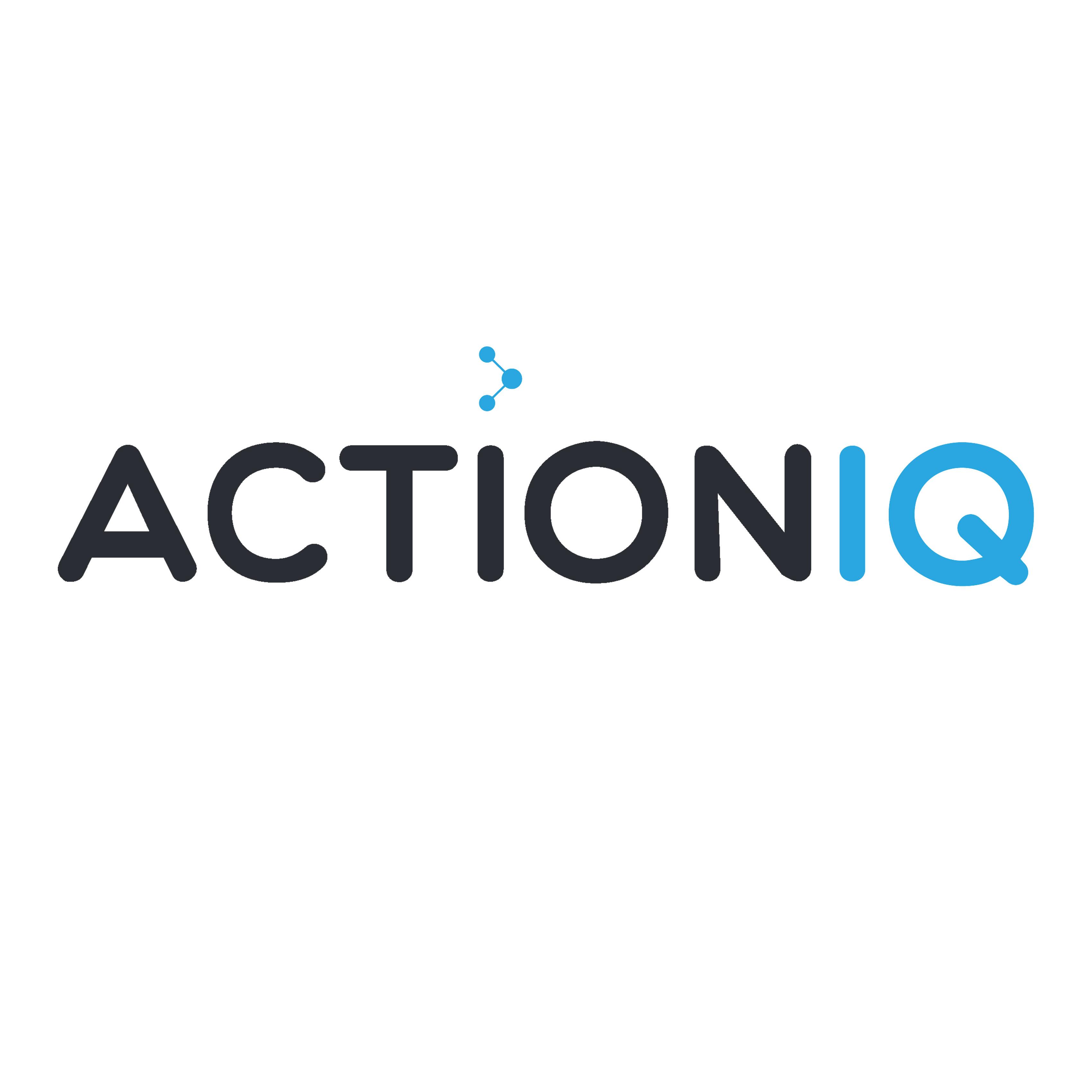 actioniq logo