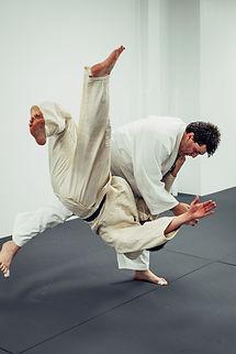 RaptorAcademy Judo, Osoto gari