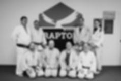 RaptorAcademy Judo class