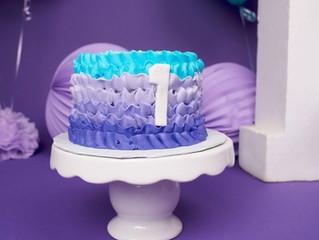 Smash Cake Mini's are $140