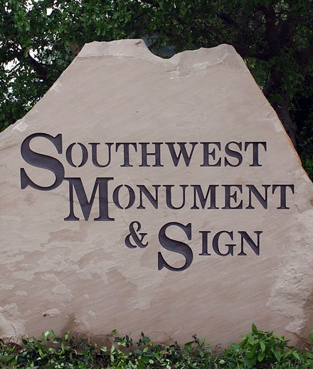 Southwest Monument & Sign - swmsigns - Monument Sign