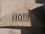 Anniversary Boulder