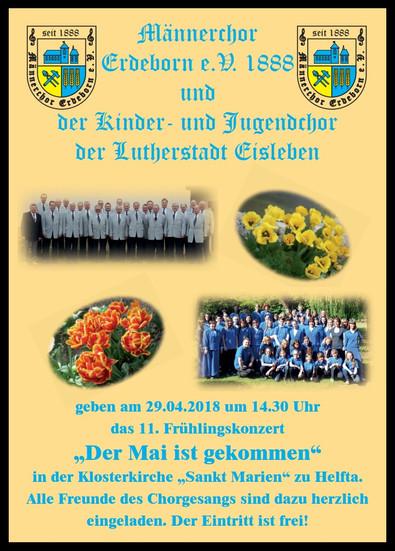 Frühlingskonzert Kloster Helfta