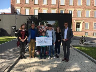 Chor gewinnt 500 EUR aus Vereinsbonus der SLE GmbH