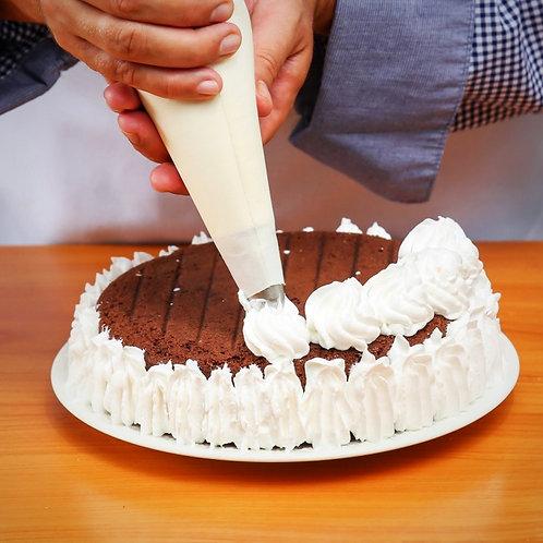 Крем СЛИВОЧНЫЙ для украшения тортов и наполнения вафель