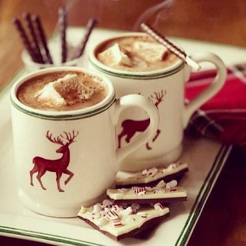 Молочный горячий шоколад 1кг