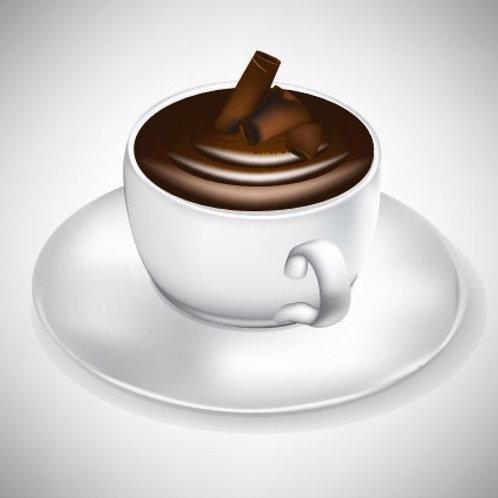 Сухая смесь для горячего тёмного шоколада Уфа