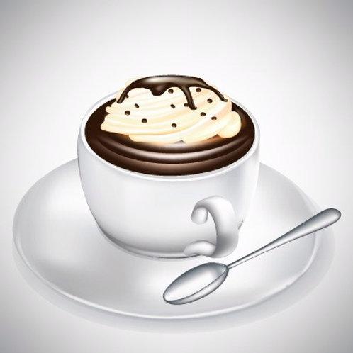 Сухая смесь для горячего шоколада молочный вкус Уфа