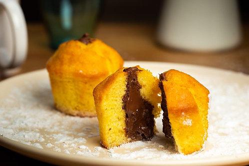 """Пирожное бисквитное """"Маффин Nutella"""""""