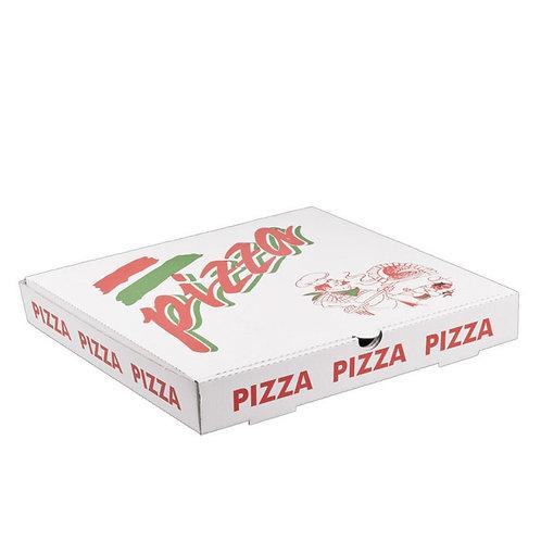 """Коробка для пиццы 310х310х45мм """"Повар"""""""