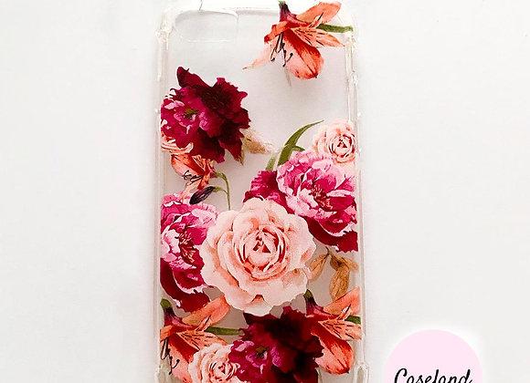 7 8 Floral Rosado - Caseland