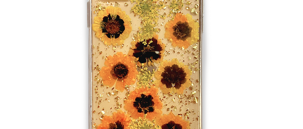 Daisy Sunset - iPhone case