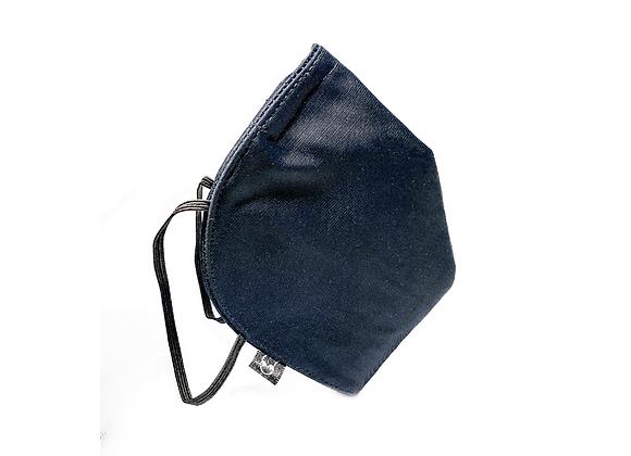 Mascarilla Azul Marino 4 capas