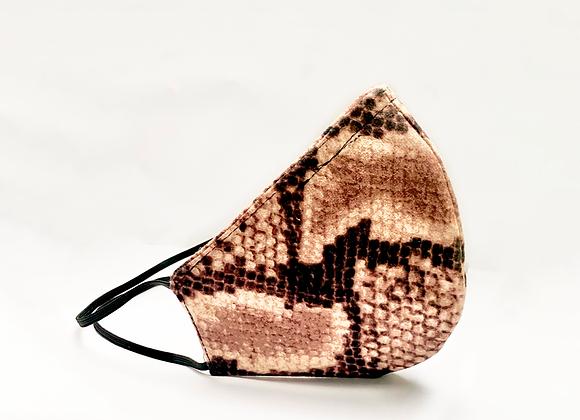Snake - Mascarilla 4 capas Full Cobertura