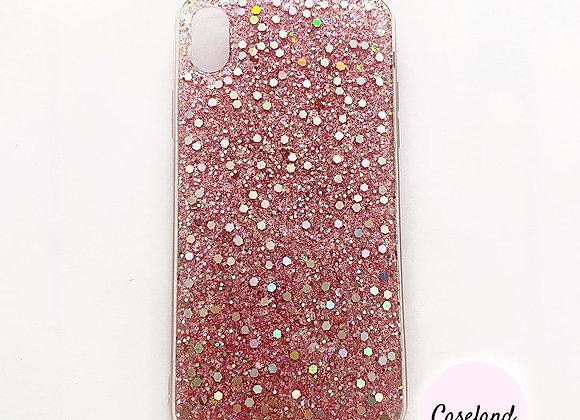 XR Glitter Rosa - Caseland