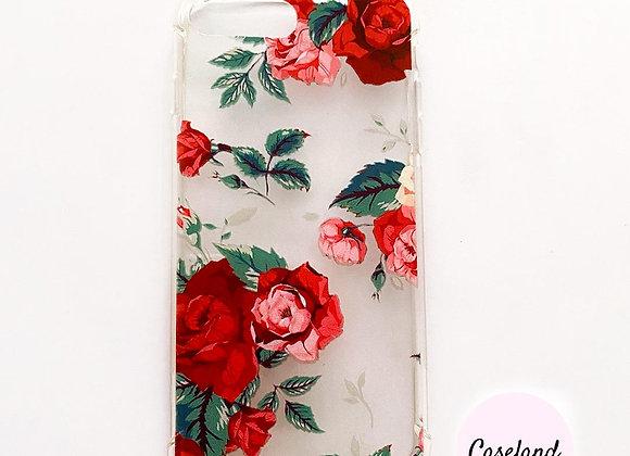 Plus 7 8 Floral Rosas - Caseland