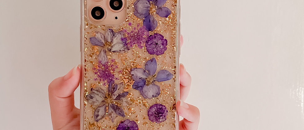 Lavender Breeze - iPhone case