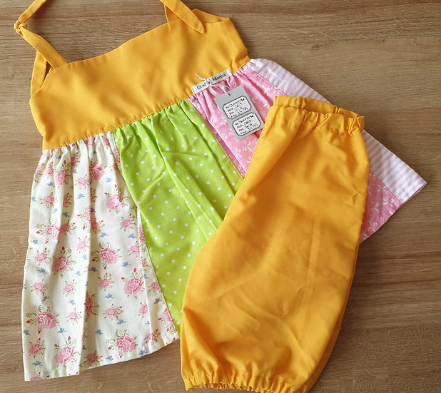 Isabella Summer set 4-5yo RTP