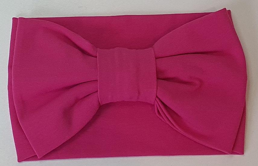 Harper Large bow headwrap