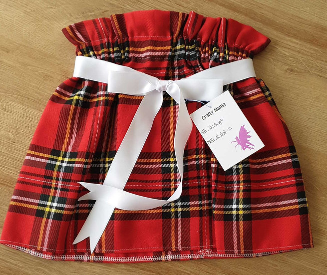 High waist skirt 3-4yo