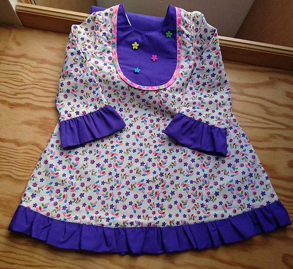 Emma Classic A line dress