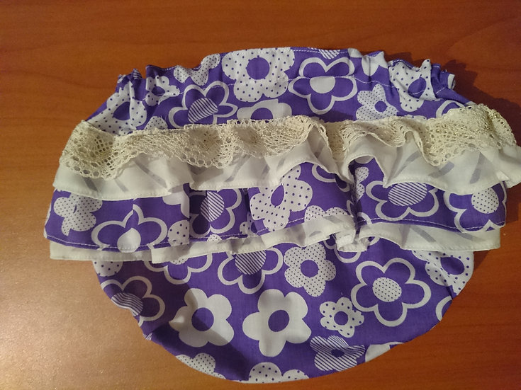Frilly knickers 6-12m RTP