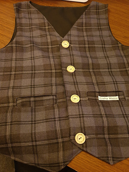 Waistcoat - made to order