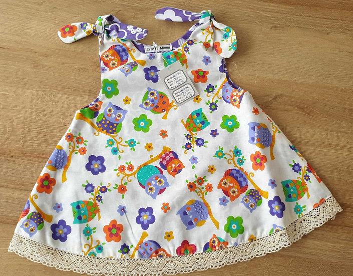 Sophia Reversible dress 12m RTP