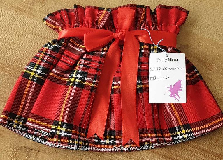 High waist skirt 12-18m RTP