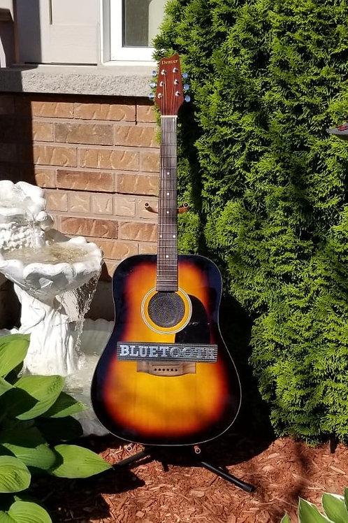 Acoustic Bluetooth Speaker Guitar