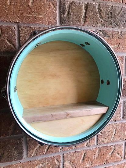"12"" Drum Wall Shelf"