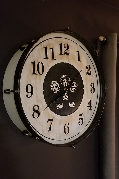 "22"" Queen Bass Drum Clock"