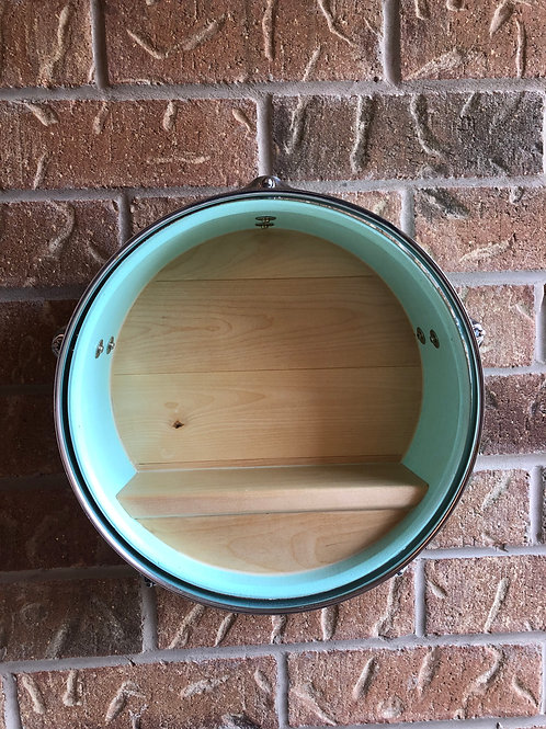"12"" Drum Wall Shelf"