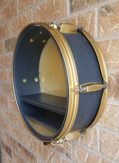 "14"" Snare Drum Wall Shelf"