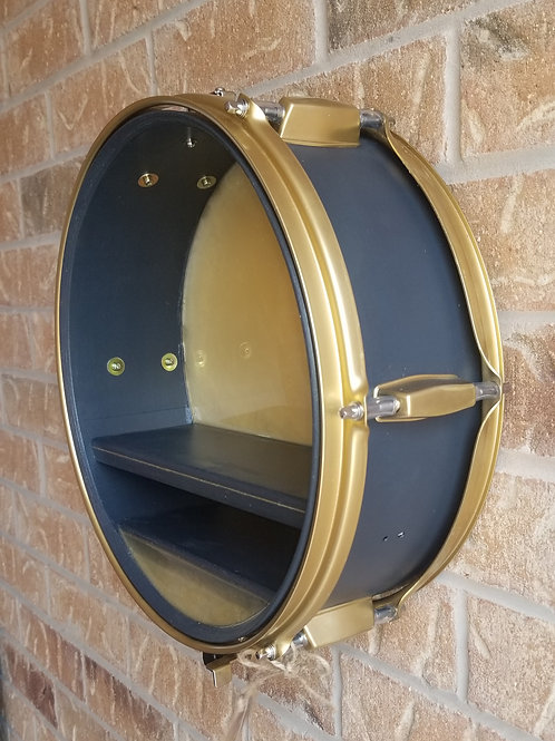 "14"" Snare Drum Wall Shelf"