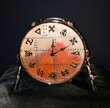 RUSH tabletop drum clock.jpg