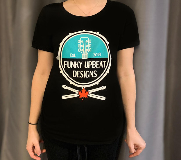 Women's Funky Upbeat Designs T-Shirts