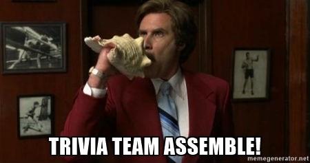 Calling All Trivia Mavens!